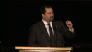 "NAACP's Ben Jealous at Obama Inauguration: ""Never Elect Someone to Make Change Happen For You"""
