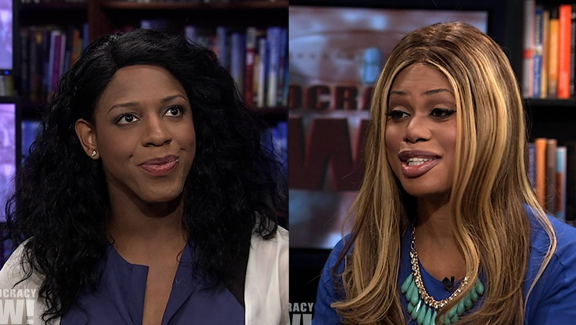 Laverne Cox Before And After Transition