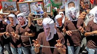 Palestinehungerstrikers