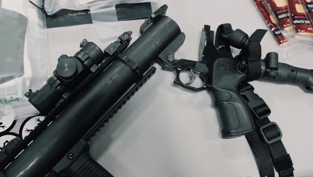 Policemilitarizationguns