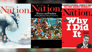 The nation 150 anniversary magazine news