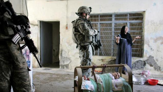 Buttons usmilitary iraq 1
