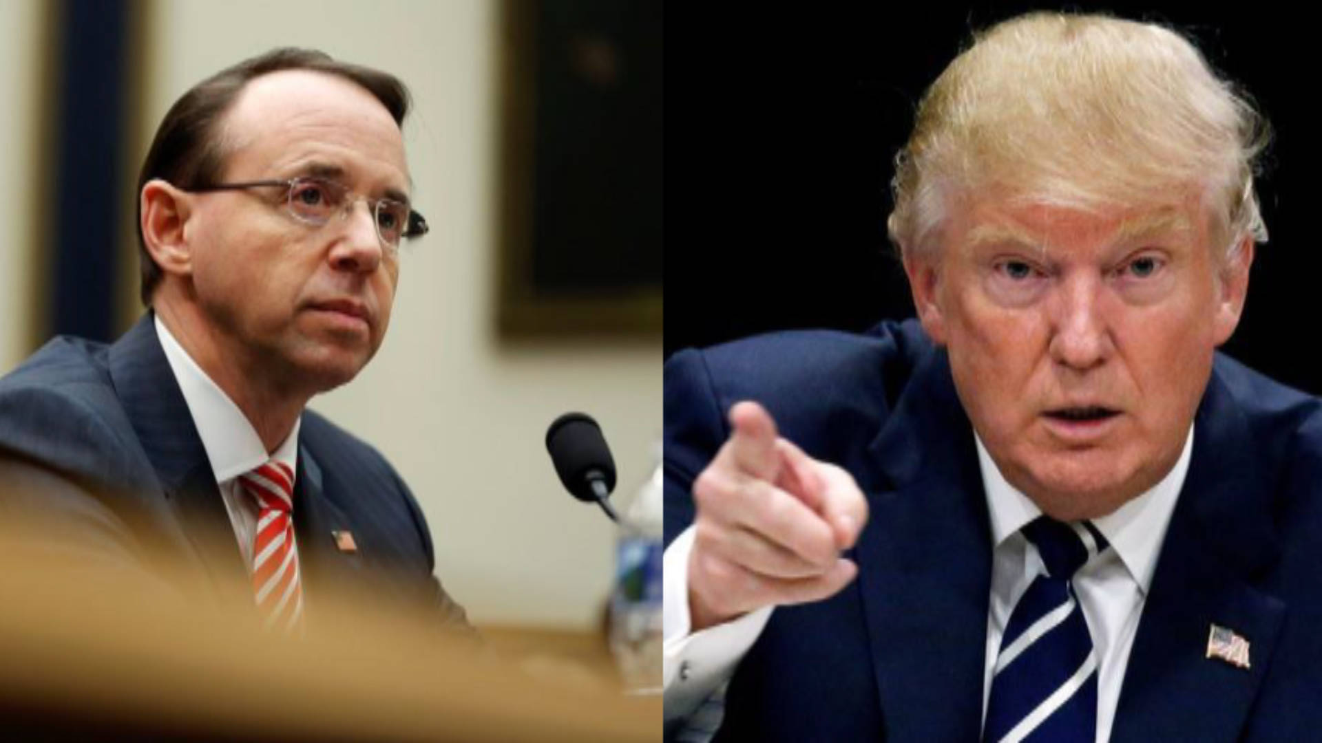 Marcy Wheeler: Rosenstein's Ouster Would Not Necessarily