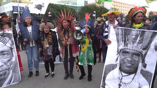 Seg3 indigenous protest cop25 1