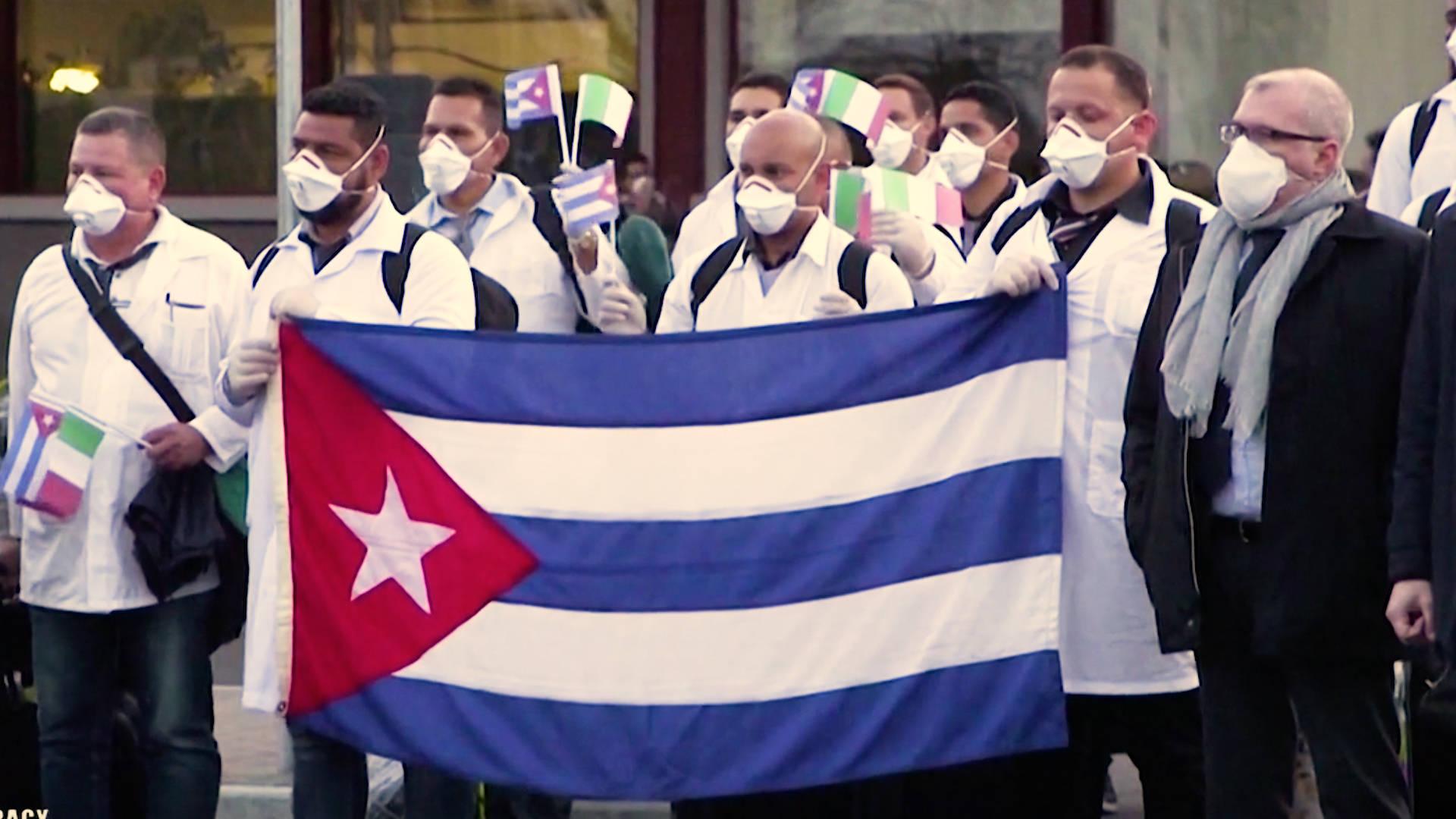 "Humanitarian Solidarity"": Even Under U.S. Sanctions, Cuba Sends ..."