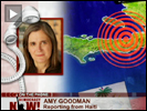 Amy goodman haiti