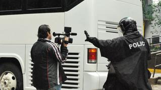 Filmingpolicetrial