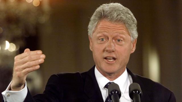Clintonpresident