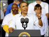 Facing Poor Unemployment, Foreclosure & Bankruptcy Rates, Obama Campaigns on Economy in Lead-Up to Nov. Midterms