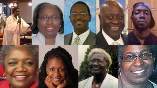 Charleston 9 victims