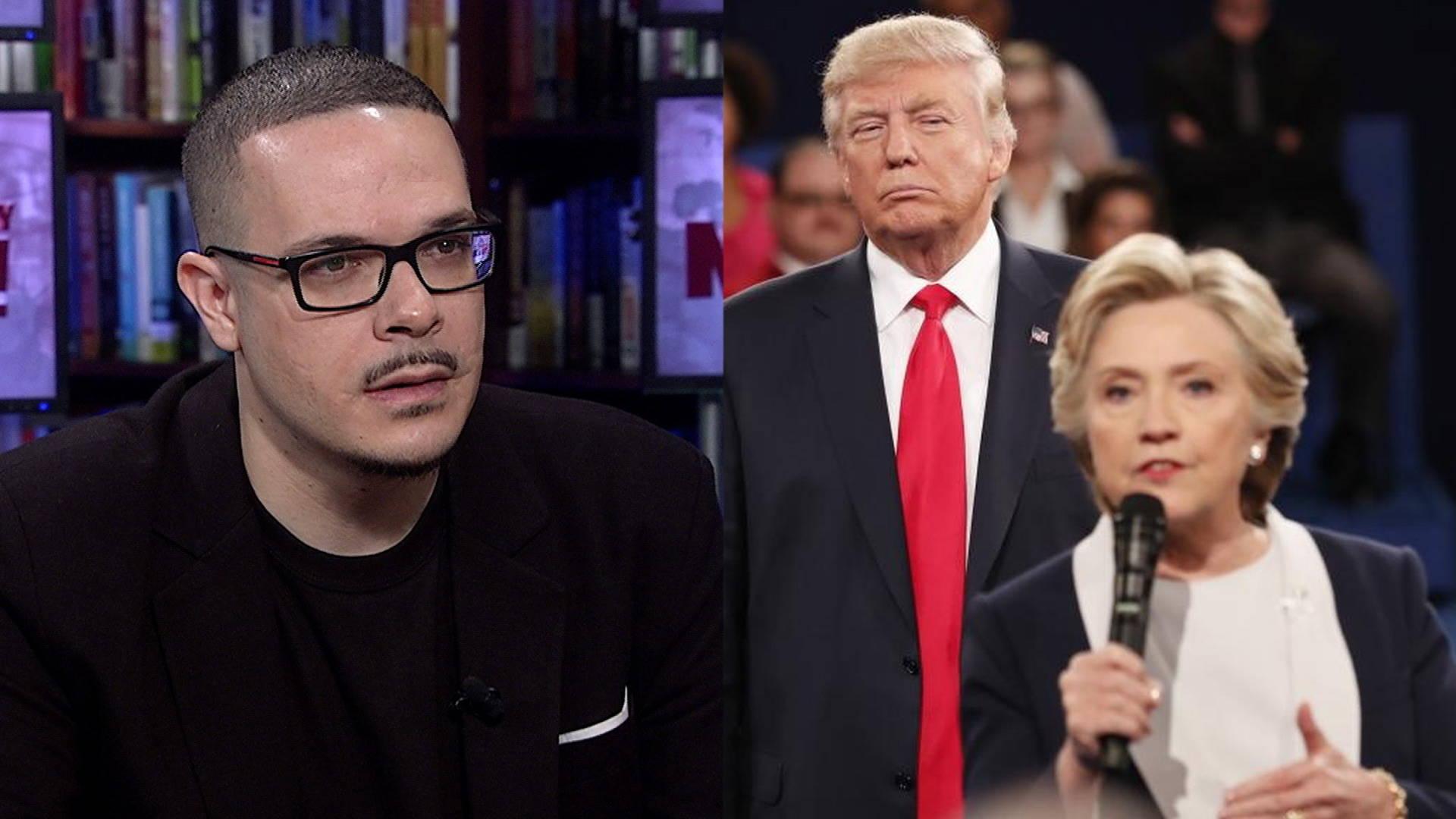 "Former Bernie Sanders Supporter Shaun King Now Backs Hillary Clinton, Says She Has ""Evolved"""
