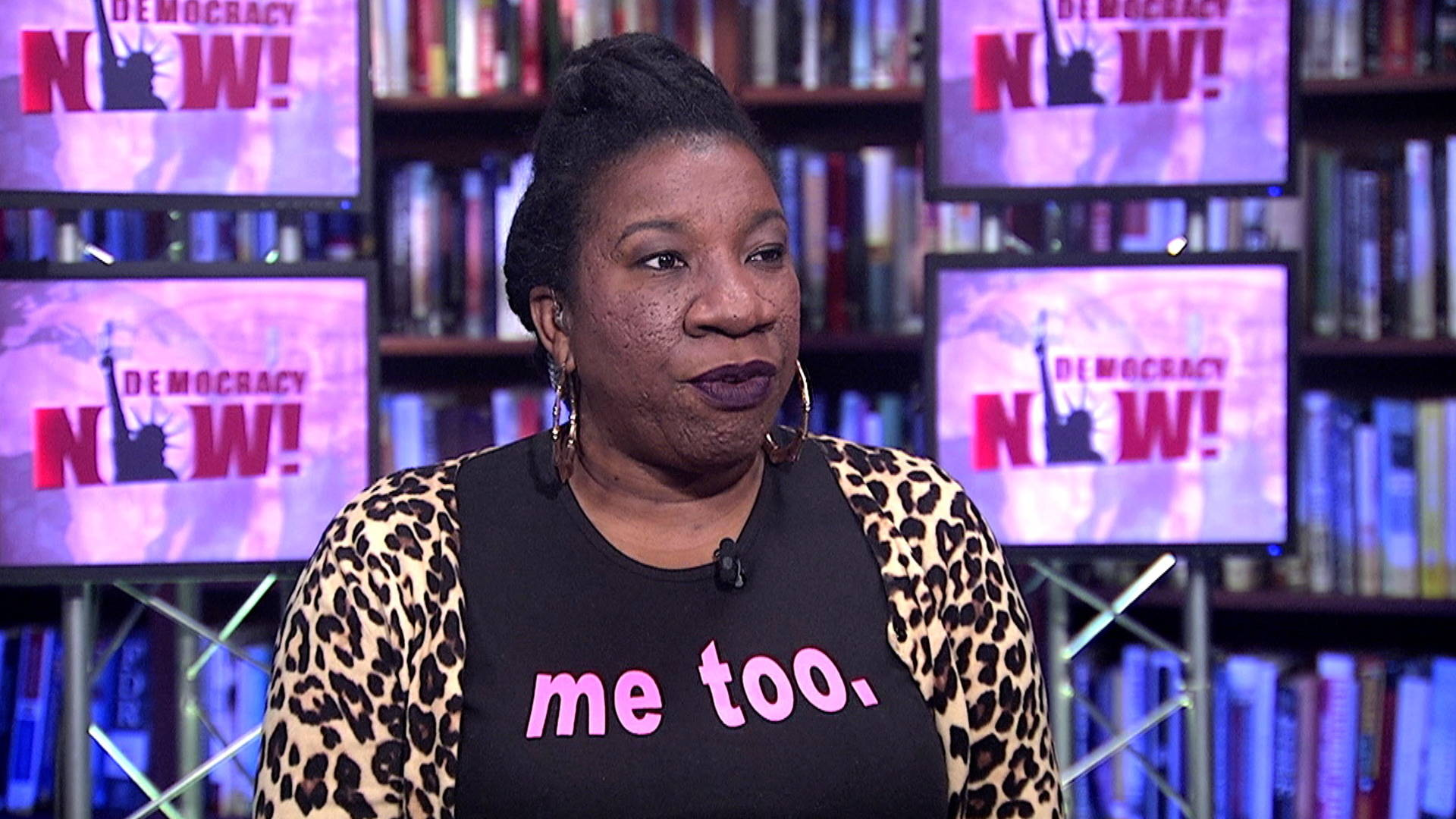 "Meet Tarana Burke, Activist Who Started ""Me Too"" Campaign ..."