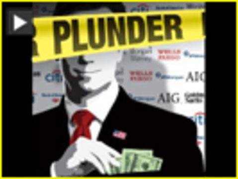 "Plunder: The Crime of Our Time""–Danny Schechter Takes on"