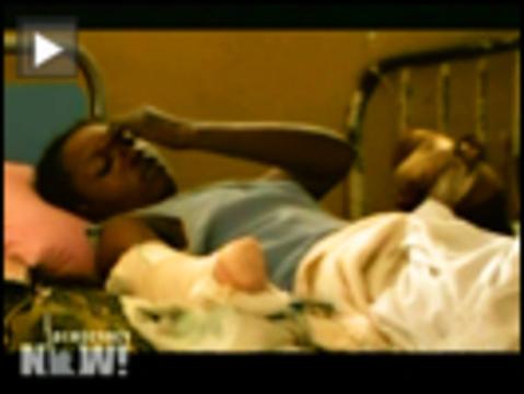 Haiti hospitalbed