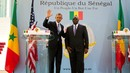 "Horace Campbell: Obama Takes ""Imperial Tour"" of Africa as World Honors Ailing Mandela"