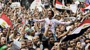 As EU Envoy Meets with Morsi, Bloody Crackdown on Anti-Coup Protesters Deepens Egyptian Crisis