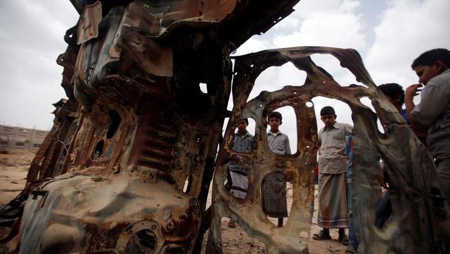Yemen drones1