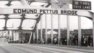 Selma march 1965 foot soilders 2