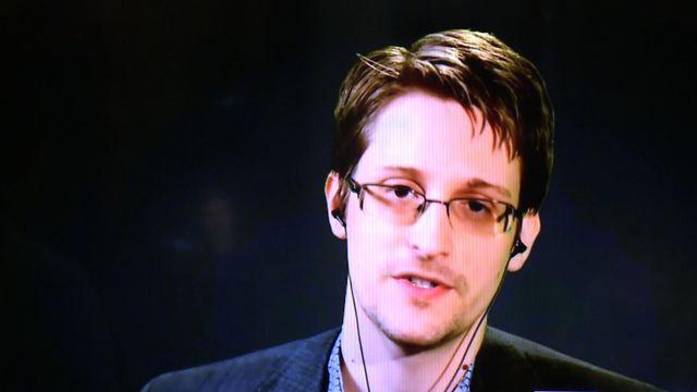 Snowden videoconf