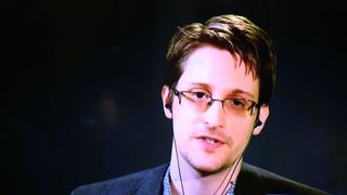 Snowden videoconf