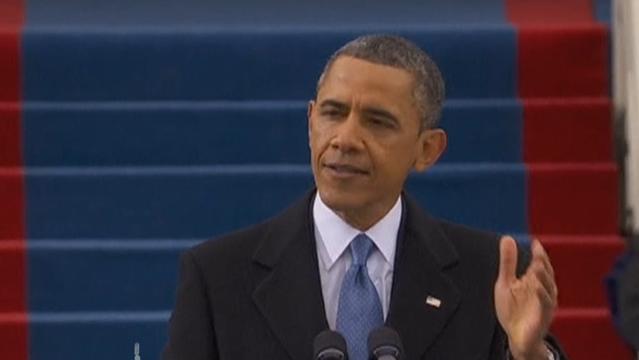 President obama inauguration