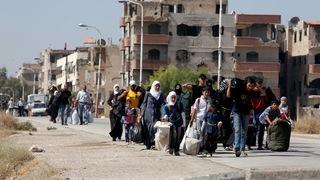 S2 syria evacuations
