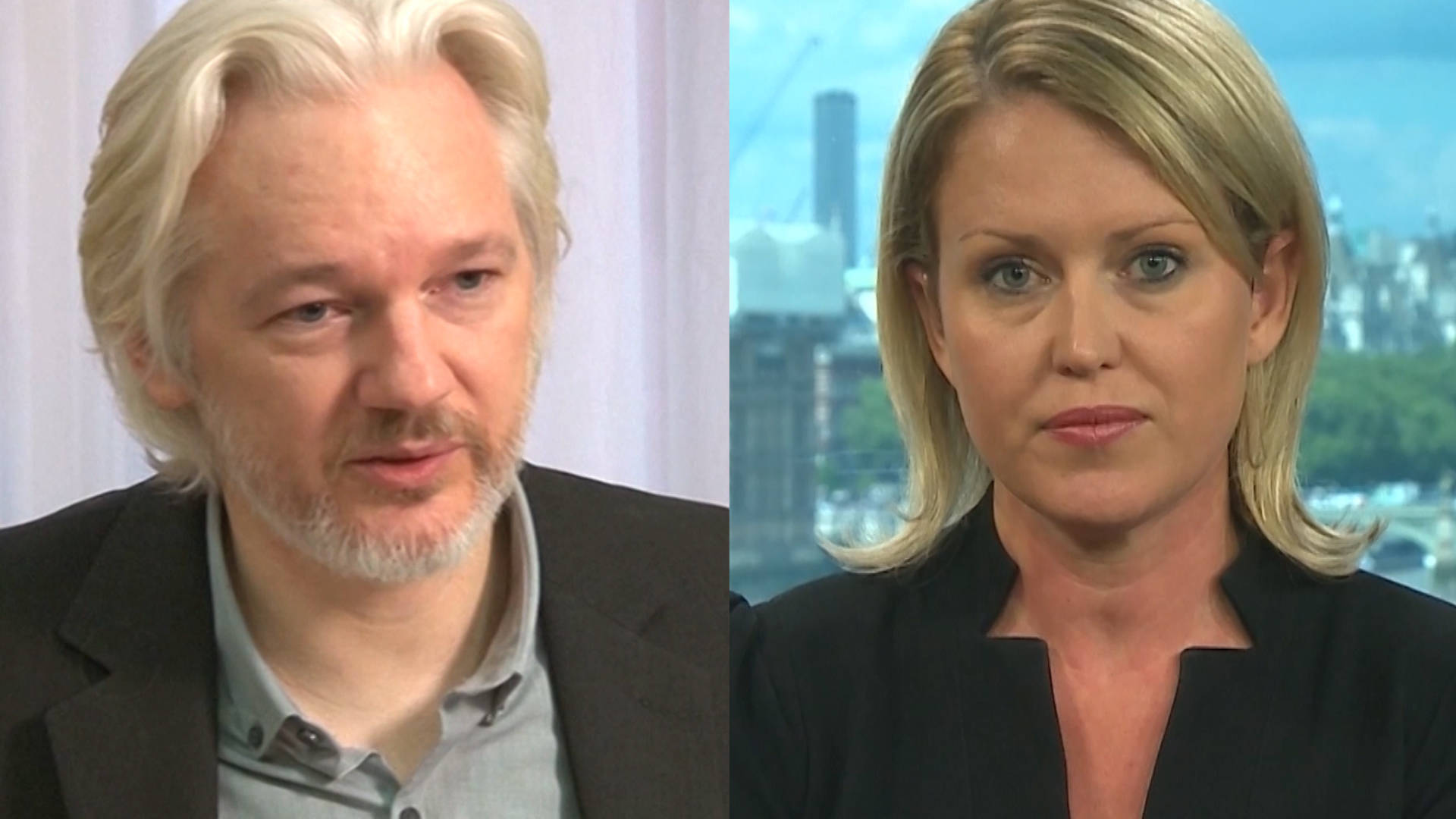 "Exclusive: Julian Assange's Attorney Decries Espionage Charges as ""Grave Threat to Press Freedom"""
