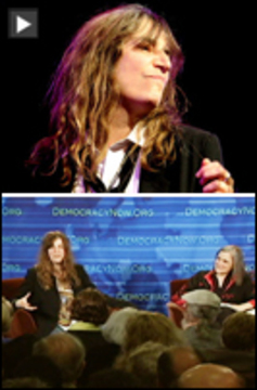 Patti smith democracynow