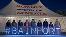 Bainport Day 50: Workers at Bain-Owned Plant Ask Romney to Save Their Jobs from Going to China