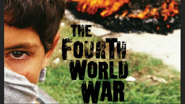an analysis of the film the fourth world war by rick rowley