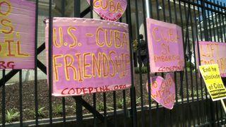 Cubanembassy dc 7
