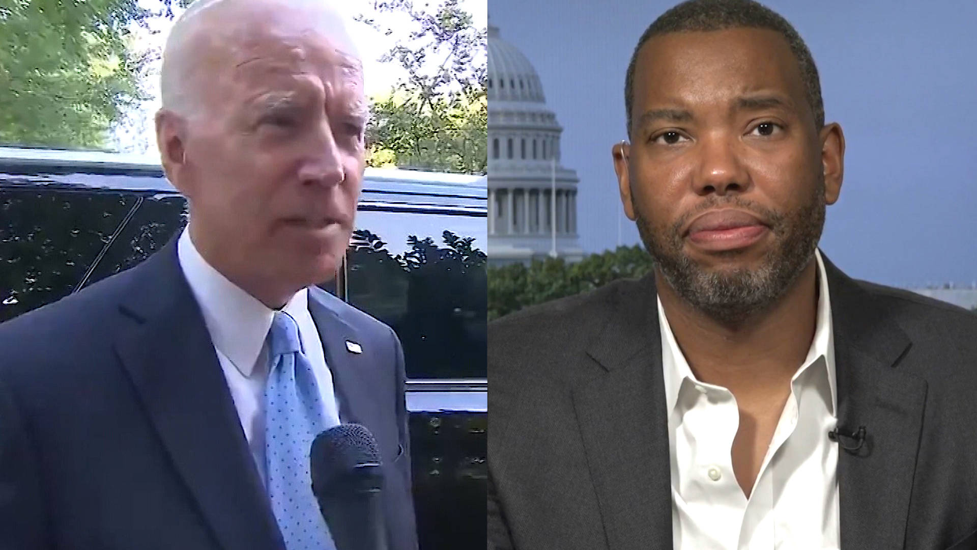 "Ta-Nehisi Coates: ""Joe Biden Shouldn't Be President"""