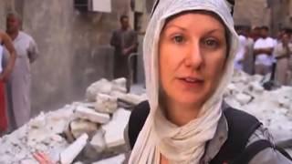 Tracy shelton syria