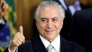 Brazil temer