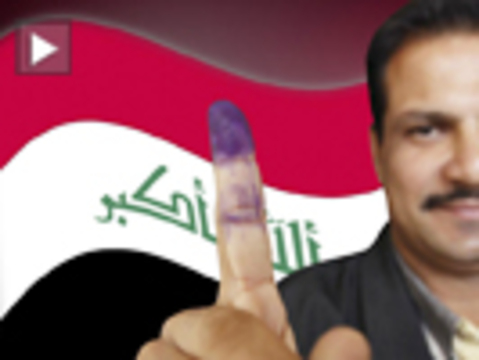 Iraq vote web