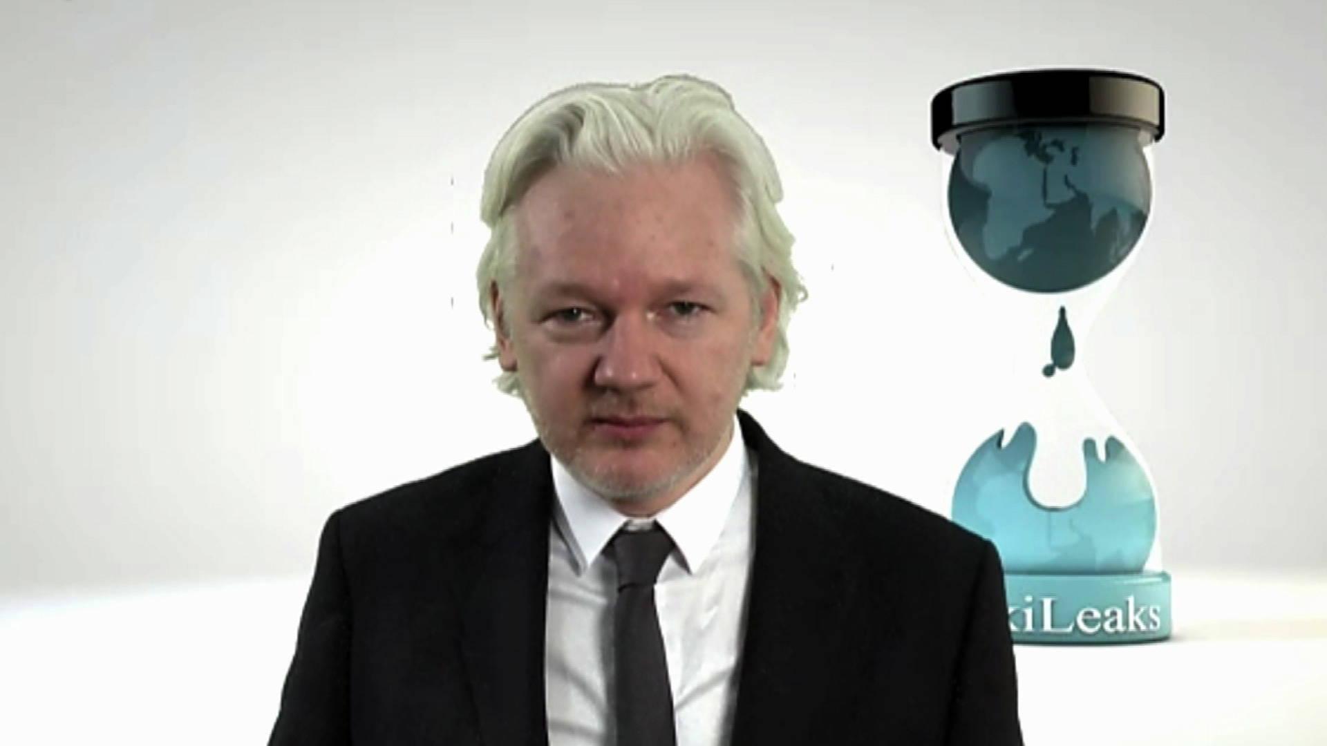 Julian Assange Wallpaper