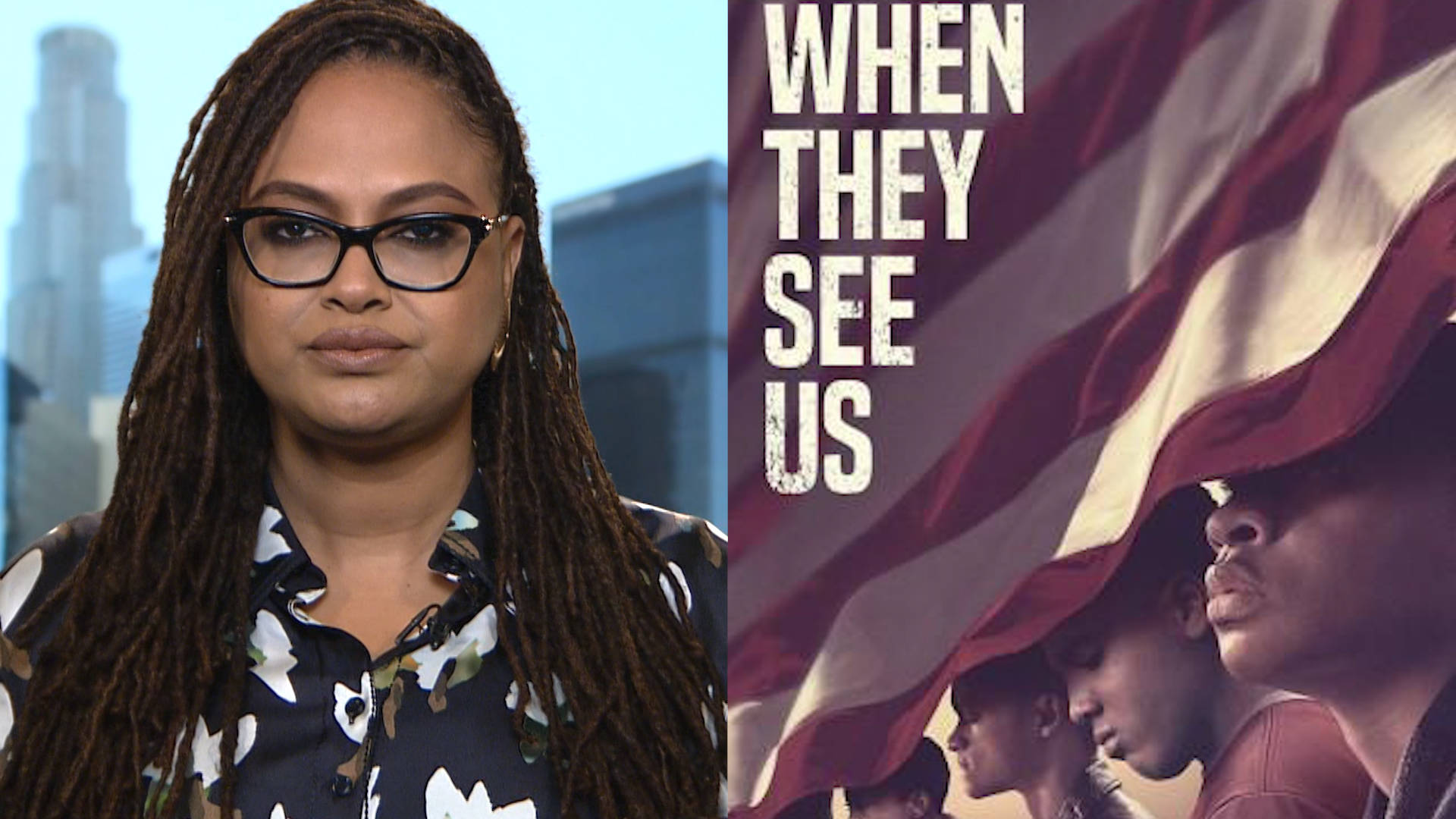 "They Are Not the Central Park 5"": Ava DuVernay's Series"