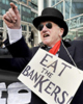 Eat the bankers web