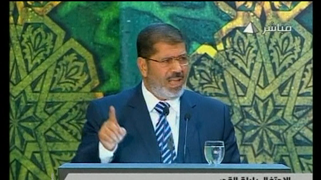 Muhamed mursi egypt