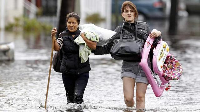 Sandy inequality