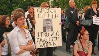 Tiller supporters