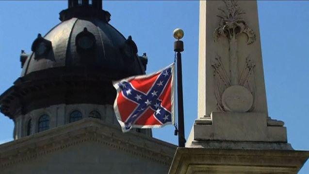 Confederate flag sc