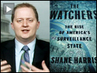 "Author Shane Harris on ""The Watchers: The Rise of America's Surveillance State"""