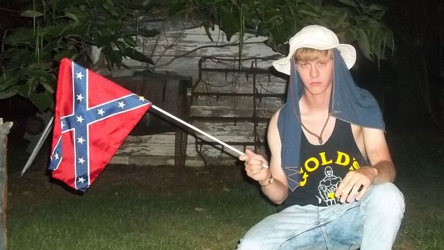 Dylann Roof S White Supremacist Views Links To Hate Group