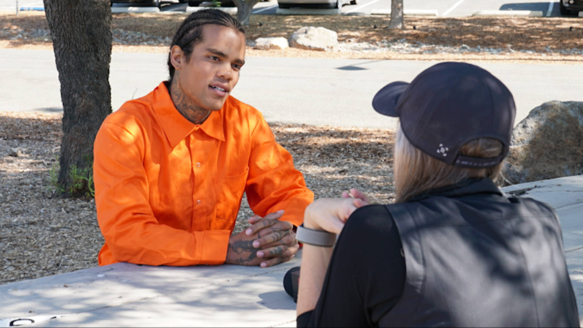 Seg inmate interview