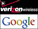 Verizon google