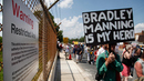 Bradley Manning Trial: After 3 Years, Army Whistleblower Begins Court-Martial Shrouded in Secrecy