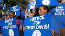 Global Day of Action Held to Demand New Trial for Death Row Prisoner Troy Davis