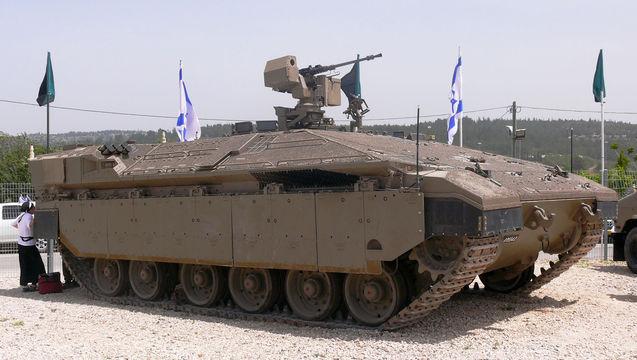 Idf tank