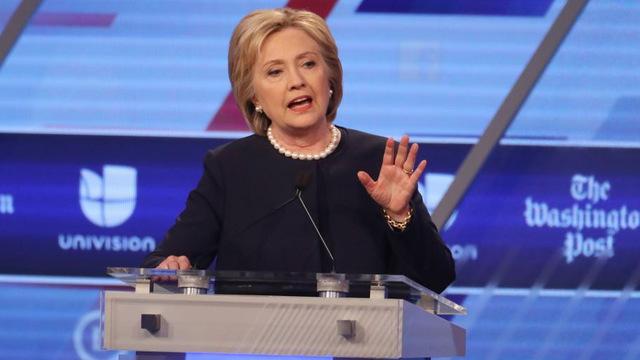 Hillary miami